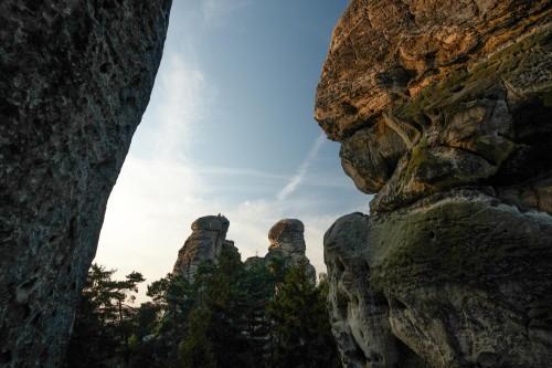 Mezi Dračkami, Skalák (f: Standa Mitáč)