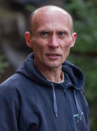Andrej v Labáku (f: Standa Mitáč)