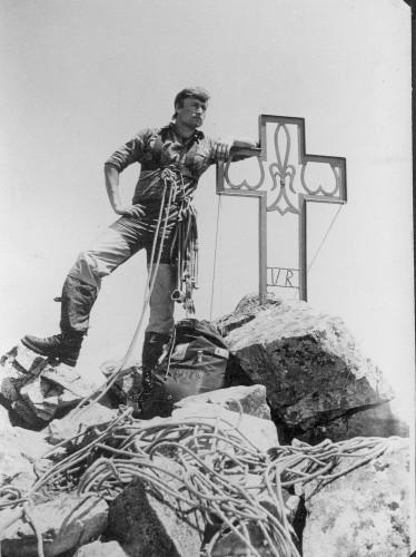 Pletanek Tatry M. Pletanek 1984 vrchol Vysoke