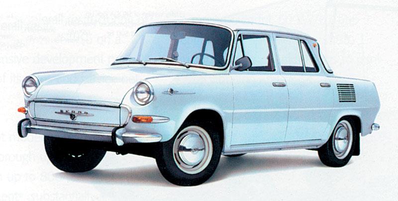 Škoda 1000 (f: Wiki)