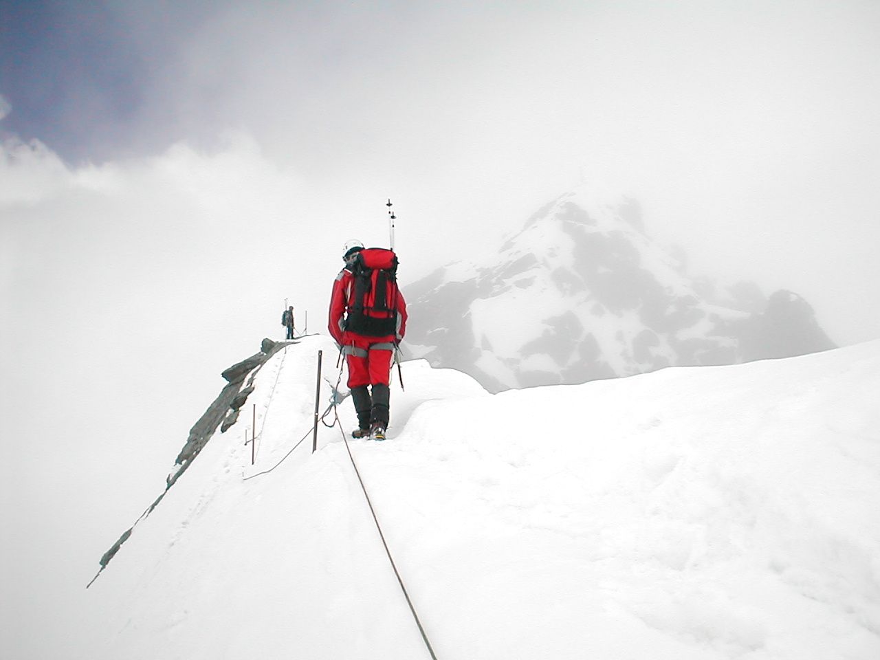Randění s horolezcem