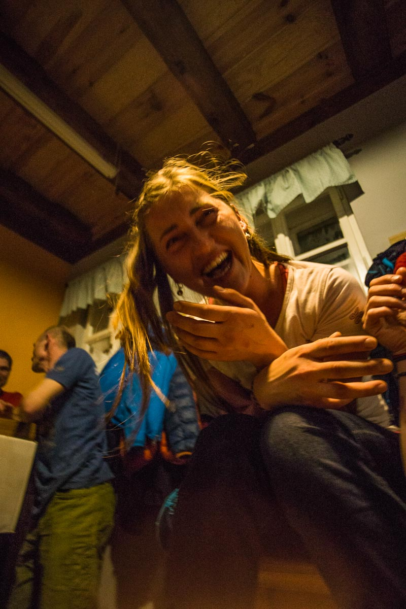 Randí s nepálským chlapem